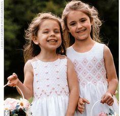 Smocked dresses for Juniper and Adler-- buy from Lila & G's ...
