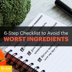 How to avoid the worst ingredients- Dr Axe  http://www.draxe.com #health #holistic #natural