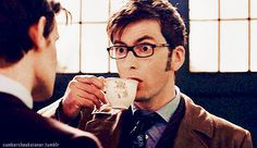 Is Your Soulmate David Tennant Or Matt Smith? I got David Tennant. Doctor Who, I Am The Doctor, 10th Doctor, David Tennant Tumblr, David Tennant Gif, Geronimo, Matt Smith, Tv Doctors, British Things