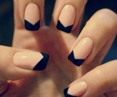 Modern French Tips