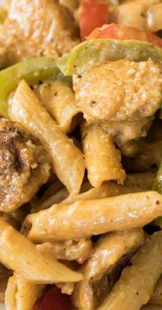 Cajun Chicken Pasta   #spendwithpennies #pastadinner #easyrecipe #simpledinner #chickendinner #chickenrecipe #easydinner #cajunrecipe