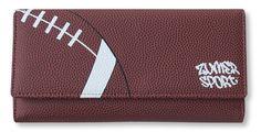 Football Women's Wallet #football #wallet #womens