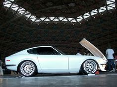 help on wheel fitment and flares Chat Datsun Roadster, Datsun Car, Datsun 240z, Nissan Z Cars, Nissan 240sx, Jdm Cars, Tuner Cars, Sports Car Racing, Sport Cars