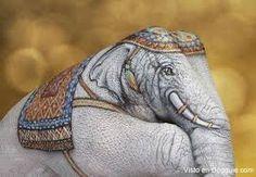 y otro elefante....
