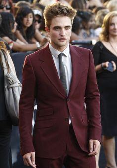 Hottie of the Day - Robert Pattinson