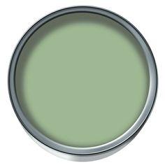 olivgrün wände streichen beruhigende farbe
