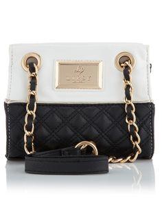 6b6f1c9c9ce9 Lipsy Quilted Chain Mini Bag Ladies Handbags Online