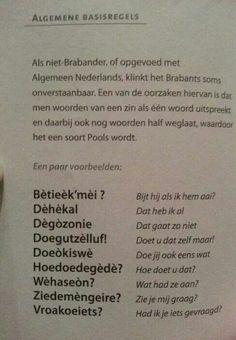Brabants...
