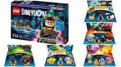Lego Dimensions Year 2: New story level and packs   Lego Dimensions Year 2 will be out in September with a new story level and fun packs with many different series includingThe A-TeamAdventure TimeBeetlejuiceE.T. The Extra-TerrestrialFantastic Beasts and Where to Find ThemGhostbustersThe GooniesGremlinsKnight RiderHarry PotterThe Lego Batman MovieLego City UndercoverMission: ImpossibleThe Powerpuff GirlsSonic the Hedgehog andTeen Titans Go!  I really like whatTravellers Tales and Warner…