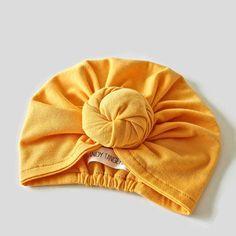 Mango Mini Bun Turban by Mandy Tangerine
