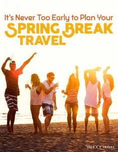 Spring Break Trips For College Students