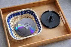 CD s sortieren