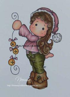 #341 Jingle Jangle Tilda