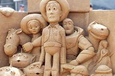 21 Magical Sand Sculptures To Inspire You This Summer