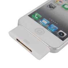 Amazon.com: Zeimax (TM) AUDIO SUPPORTED ADAPTER 8-pin/3.5mm to 30-Pin iPhone 5, iPod Touch, iPod Nano: Cell Phones & Accessories