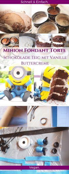 Wunderbarer veganer Mohn Streuselkuchen, auf Schokolade Mürbteig - schnelle vegane küche