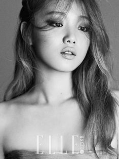 Lee Sung Kyung for Elle Korea, August 2014 Sung Lee, Lee Sung Kyung, Korean Beauty, Asian Beauty, Asian Woman, Asian Girl, Blonde Asian, Shin Se Kyung, Asian Celebrities