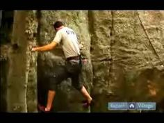 Intermediate Rock Climbing : Stemming Technique for Rock Climbing