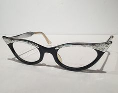 New Old Stock Vintage Liberty Cateye by MotownLostandFound on Etsy