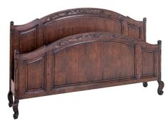 Shop for Chaddock Country French Carved Panel Bed/Headboard, CF1650, and other Bedroom Beds at Chaddock in Morganton, NC. Country French Carved Panel Bed.