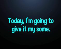 """We all have those days when """"some"""" is the best we can do. Today we one of those days lol Funny As Hell, Haha Funny, Hilarious, Funny Stuff, Funny Shit, Funny Quotes, Life Quotes, Belly Laughs, I Love To Laugh"""