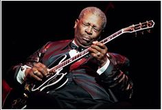 B.B. King - King of Blues - just him & Lucille