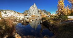Hiking The Enchantment s