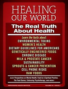 The Real Truth About Health