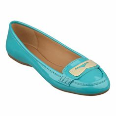 Docile penny loafers