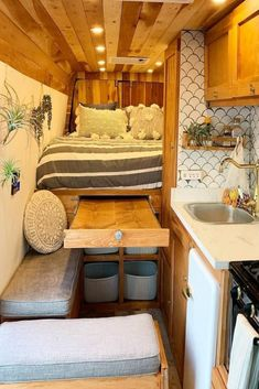 cheap and beautiful ideas for your motorhome project - motorhome - # for . - cheap and beautiful ideas for your motorhome project – motorhome – # for …, - Van Camping, Camping Vans, Camping Diy, Small Camper Vans, Kombi Home, Camper Van Conversion Diy, Van Conversion Budget, Vintage Caravans, Vintage Rv