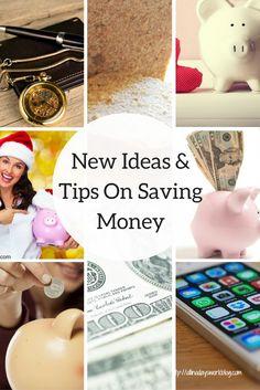 New Ideas & Tips On Saving Money http://www.confessionsofasinglemum.co.uk/new-ideas-tips-saving-money/