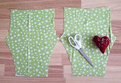 DIY: Cómo hacer leggings para bebés / Actitud y alegría. Sewing For Kids, Baby Sewing, Jogging, Baby Dress Patterns, Baby Pants, Diy Clothes, Sewing Crafts, Zara, Handmade