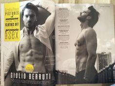 Il nostro @G Fo Berruti si spoglia e si confessa su @Kathleen Henning Interior Design Magazine di Giugno!  pic.twitter.com/vIjnFLrbQ2