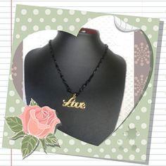 Collar LOVE ...BELLO