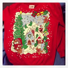It's time for Xmas jumpers :)
