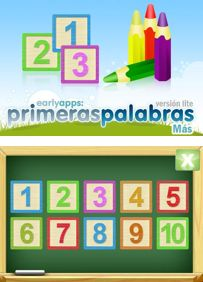 Collection of Android apps for bilingual kids