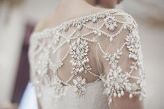 Marchesa Bridal 2016 (detail)