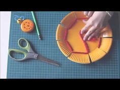 Paper Plate Weaving | Crafts for Kids - YouTube