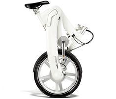 La primera bicicleta eléctrica, plegable y sin cadenas del mundo  Este modelo, llamado Footloose, es el primer modelo híbrido en todo el mundo que prescinde de las cadenas.