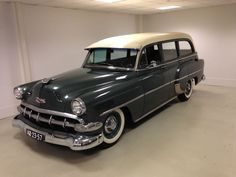 Online veilinghuis Catawiki: Chevrolet 210 Handyman Wagon - 1954