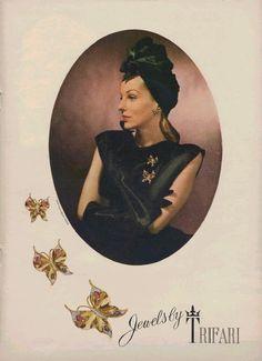 1944 Trifari Jewelry