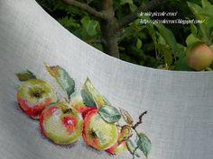 le mie piccole croci: Apples....