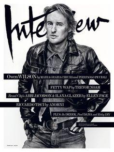 Interview Magazine - Owen Wilson