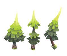 tree thumbs