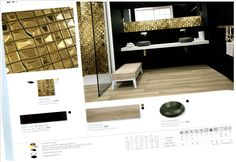 Dune #Luxury #Mosaic #Tile