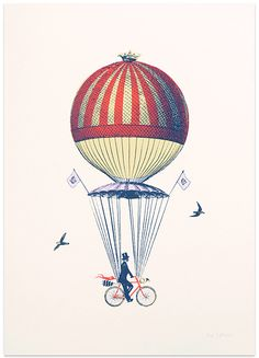 balloon biking ;-)