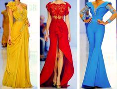 Haute Couture alphabet: Fouad Sarkis s/s 2014