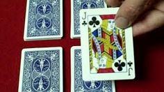 jack the bounty hunter card trick - YouTube