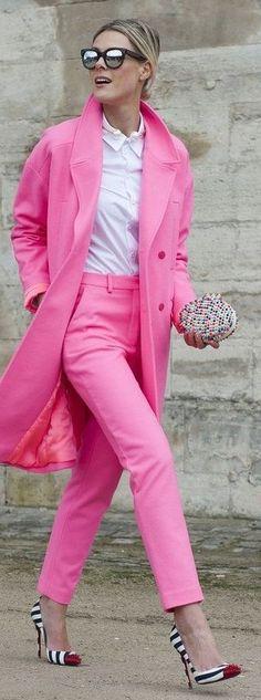 Trendy suit - good image