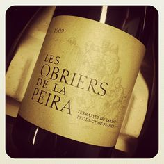 Les Obriers de la Peira Wine Pics, France, Our Love, Wines, Patio, French